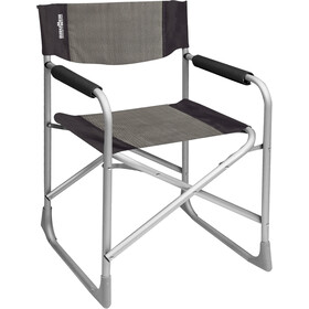 Brunner Captain Sedia da regista, black/grey